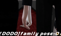 [DODO]family pose-01